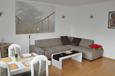 Schöne, 3 Zimmer Wohnung - Tostedt - Daire