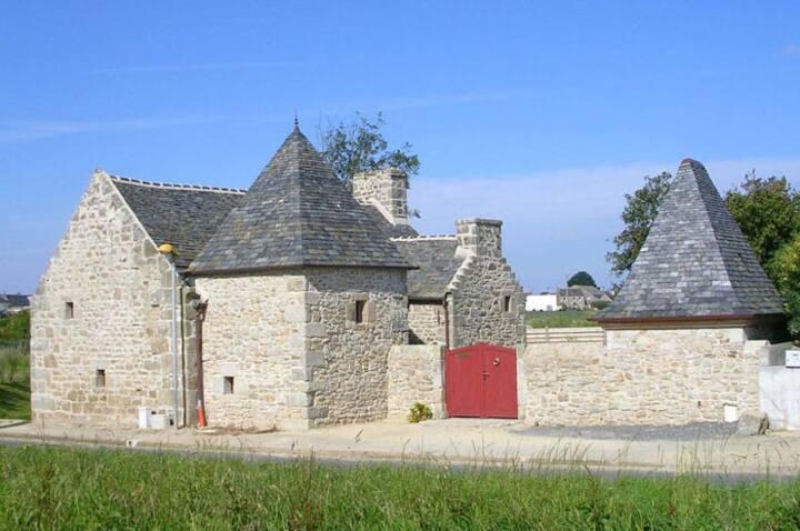 Ferme-manoir de Pont-Jegu, XVI ème