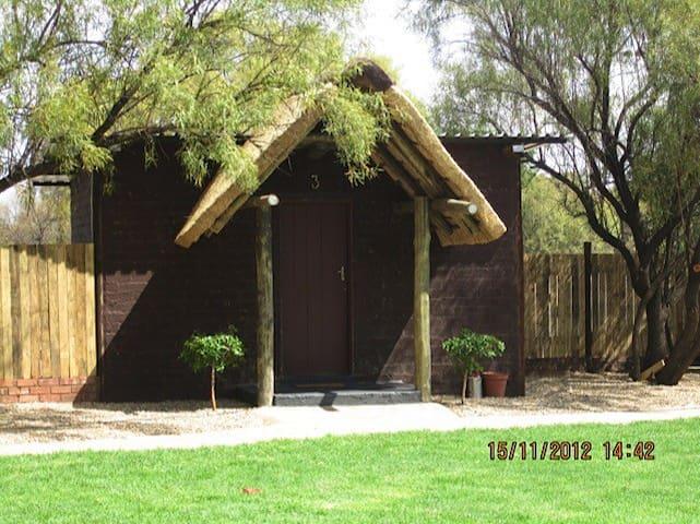 Safari Lodge in the North West