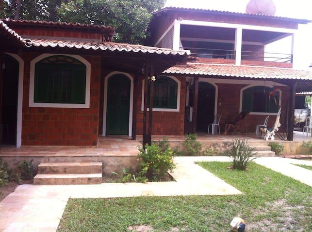 Casa em Aver-o-Mar-Guadalupe - Barra do Sirinhaém - บ้าน