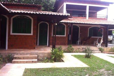 Casa em Aver-o-Mar-Guadalupe - Barra do Sirinhaém - Hus