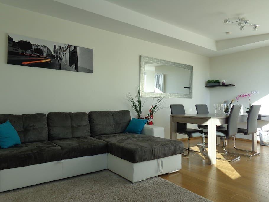 Salon Living room 1