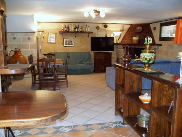 Taverna Lorusso - San Donaci - Apartment