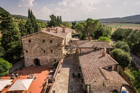 Monolocale in Borgo Medioevale - Sovicille - Apartemen