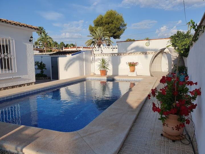 Villa Oasis midt i hjertet av l'Albir