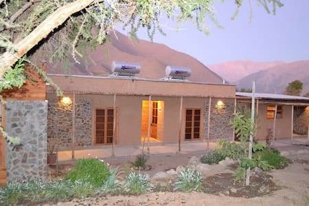 Quiet room in ecofriendly b&b - Vicuña - Bed & Breakfast