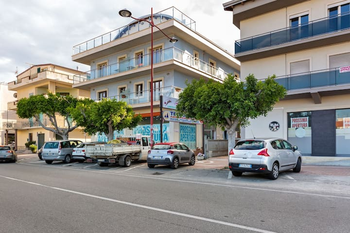Appealing Apartment in Torre Melissa near Seabeach