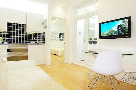 Unique Lux Steam Shower Bath Central London Zone2 - Londres - Apartamento