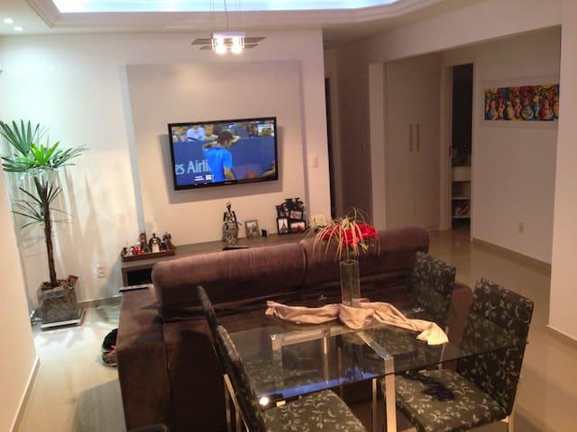 APTO 2 DORMITÓRIOS MOBILIADO - Taubaté - Apartamento