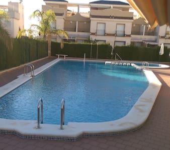 Duplex cerca playa  - close beach - Torre de la Horadada - Casa