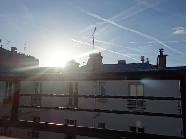 Appartment close to Bastille - Paříž - Byt