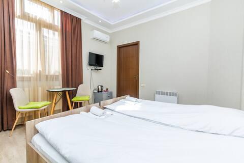 White Hotel Zugdidi Standard room