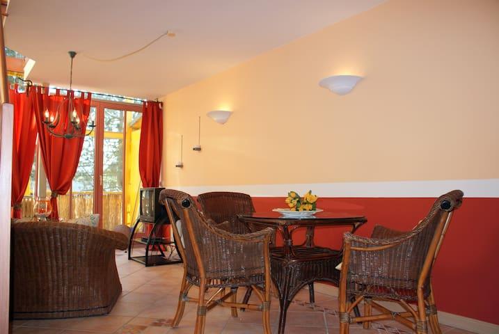 2-Zimmer-Galeriewohnung Herrsching - Herrsching - Apartemen