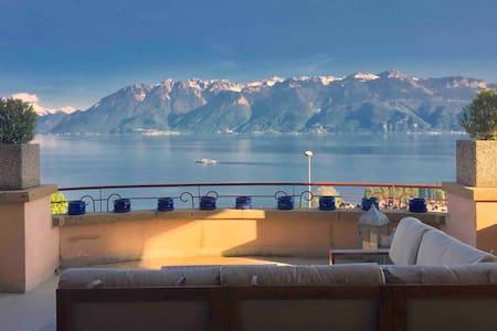 Bel-horizon, magnifique appartement dans le Lavaux