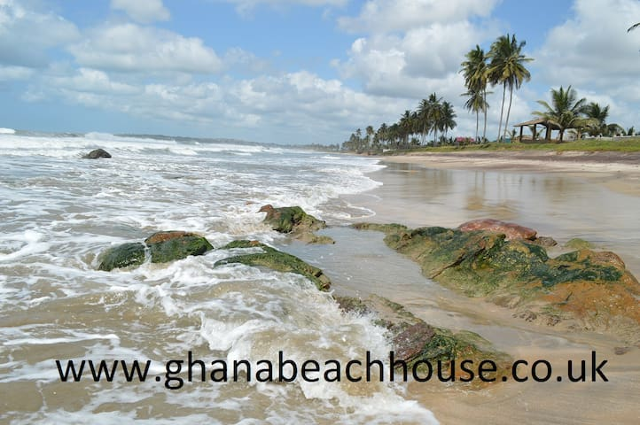 Langma Beach House - Accra - 獨棟