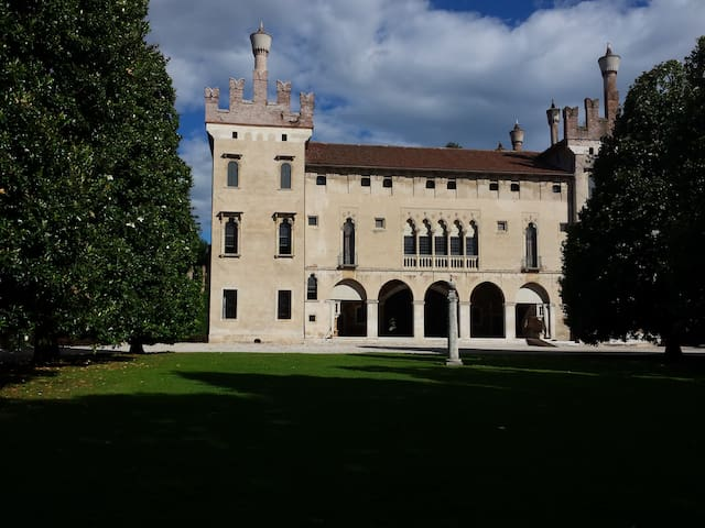 Castello di Thiene - Thiene - Apartment