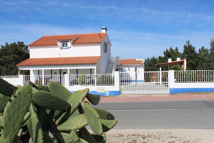 Casa do Barco - Litoral Alentejano - MELIDES