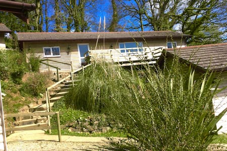 Holiday Lodge - Bude Cornwall - 콘월(Cornwall)