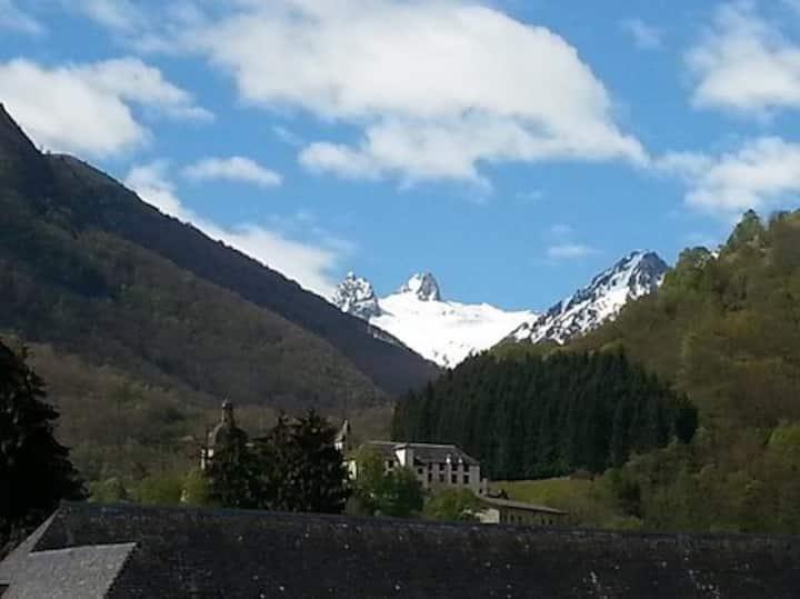 Charmant petit appartement dans le Val d'Azun