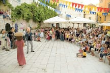 International Children Festival in June