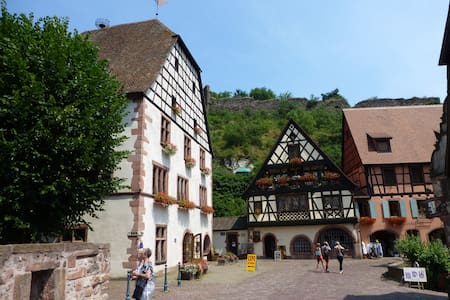 Sweet home in the old Kaysersberg - Kaysersberg - House