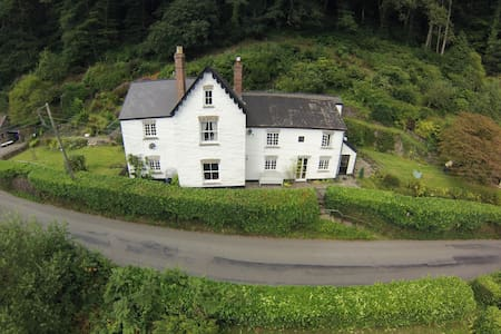 Paddons, An Exmoor home, near town. - House