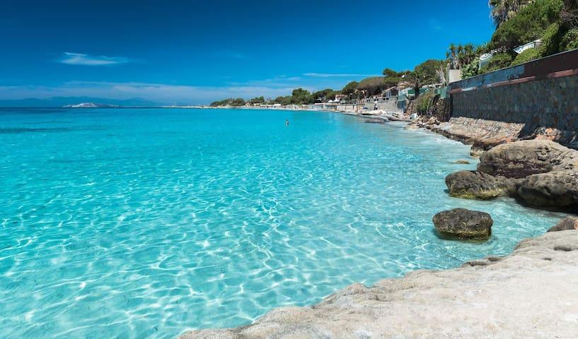 Sardinian Beach House