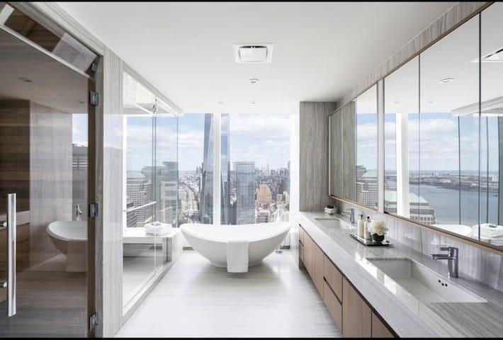 Ultimate 50th Floor Downtown Penthouse  - 4000SqFt