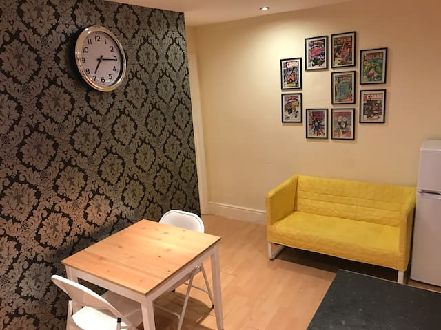 Very Cosy Studio Flat near to Central London