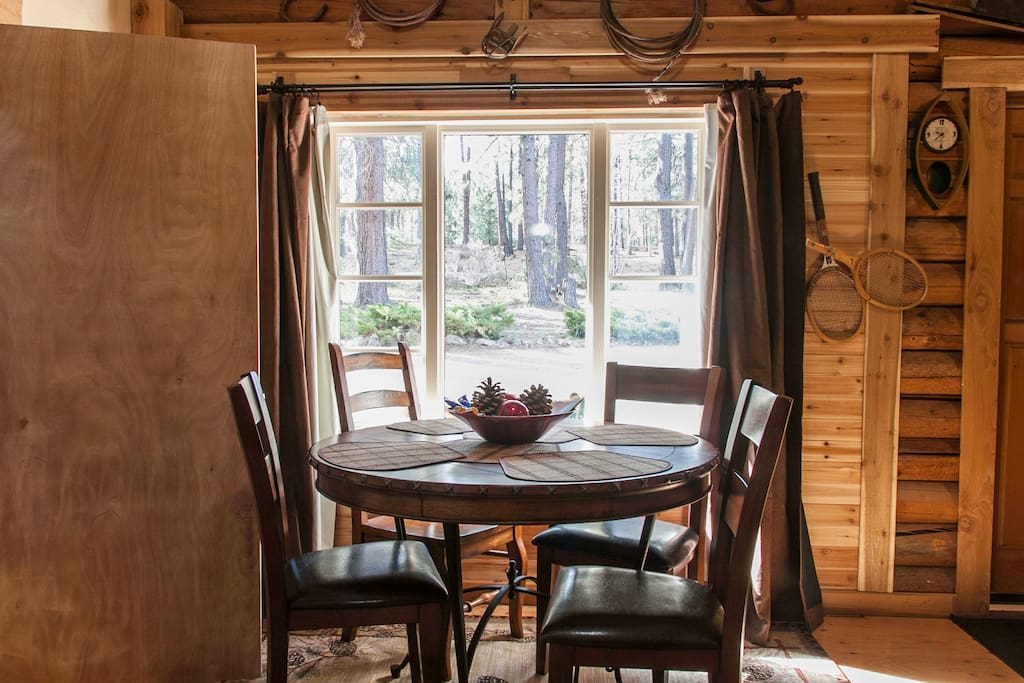 Cabin in the woods caba as en alquiler en bend oreg n for Cabina del gruppo sunriver oregon