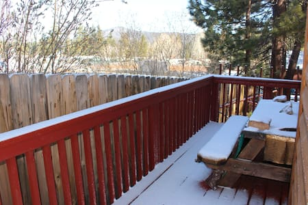 Your Tiny House in the Woods. - Big Bear Lake - Casa