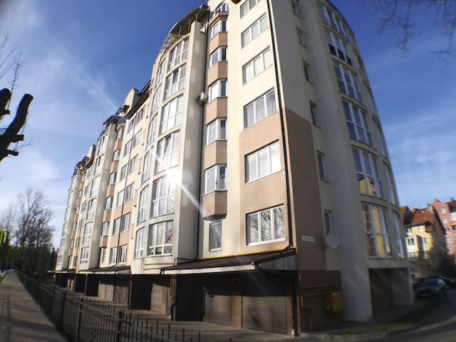 Квартира в Зеленоградске в 10 минутах от моря