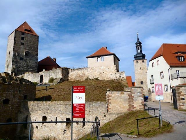 Ferienhaus FilmBurg Querfurt - Querfurt - House