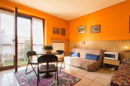 Trecate centro zona Malpensa Novara - Trecate - 公寓