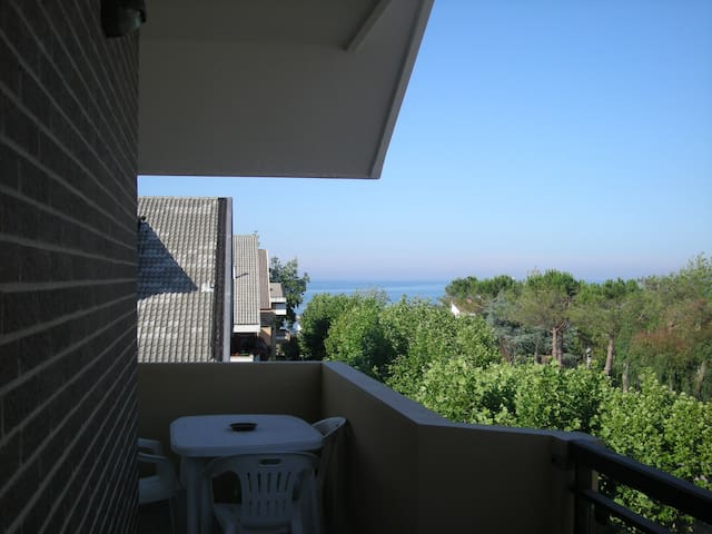 Sea view apartment - Francavilla al Mare - Apartment