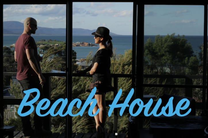 Diamond View Beach House / 企鹅海滩房子