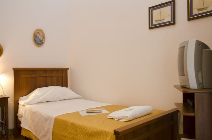 Single room, bathroom, clima, wi-fi - Agrigento - Pousada