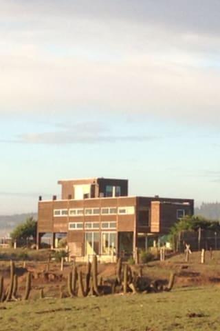 Casa Punta de Lobos Pichilemu Chile - Pichilemu - Rumah