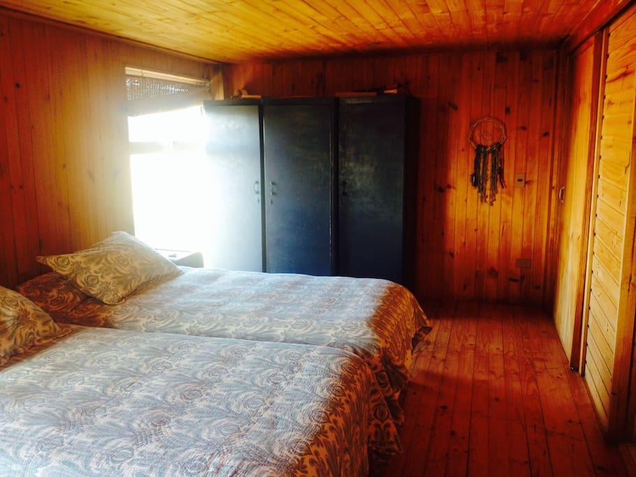 Dormitorio niños, 3 camas