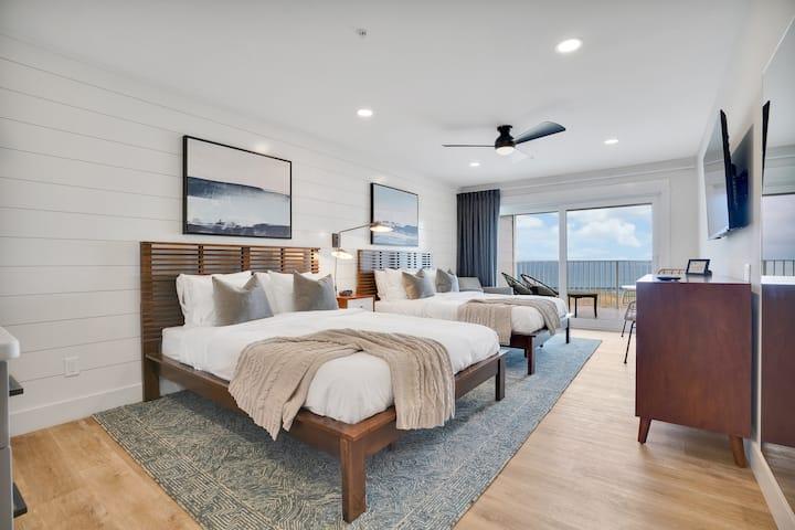 Comfy Oceanfront Escape - Room 4