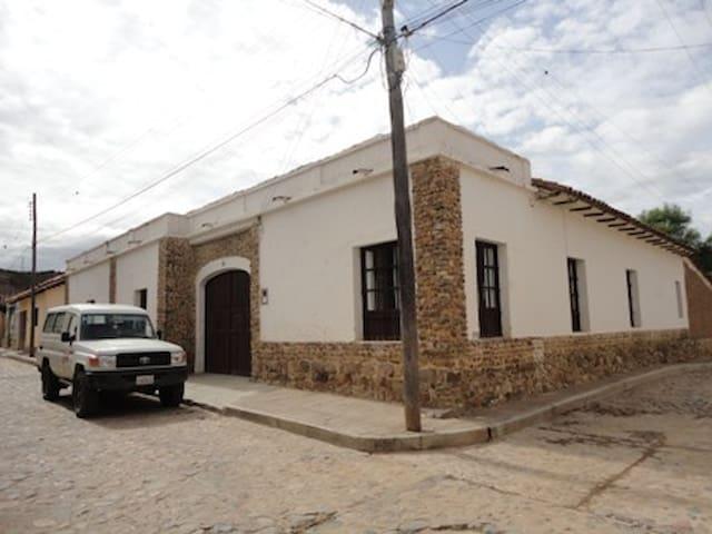 Casa de campo cerca de Sucre - Pocoata - Hus