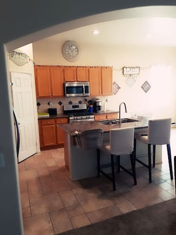Beautiful private family home in a gated community