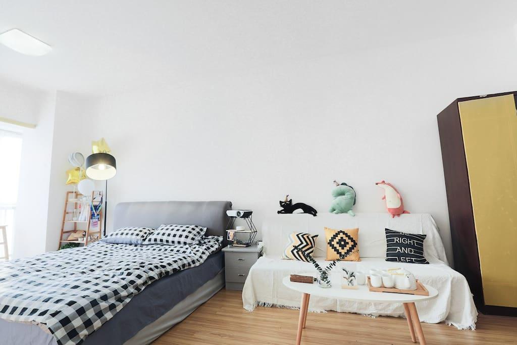 我家的小卧室