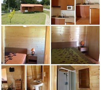 Casa madeira piscina t2 - Póvoa de Lanhoso - Earth House