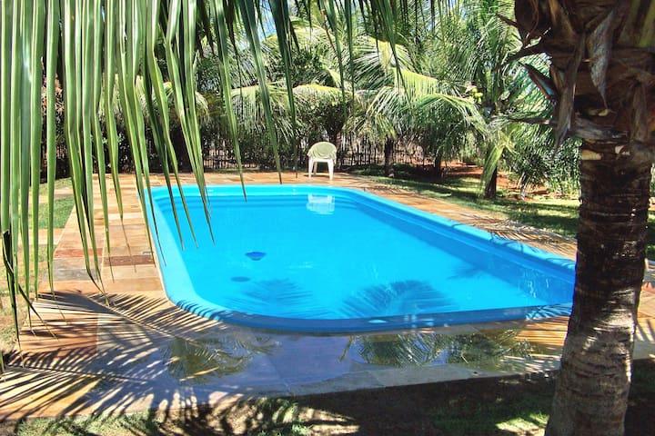 Strandvilla mit Pool - Taiba - House