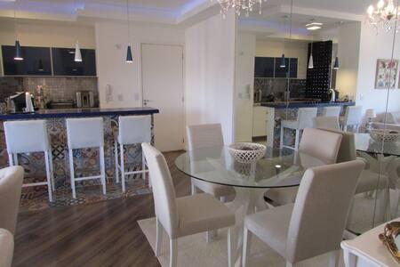 Apartamento charmoso e confortável em Alphaville!