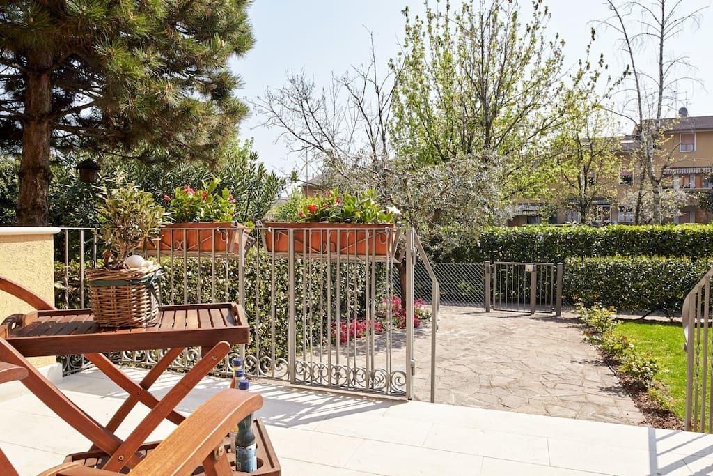 Giardinetto Privato / Private garden
