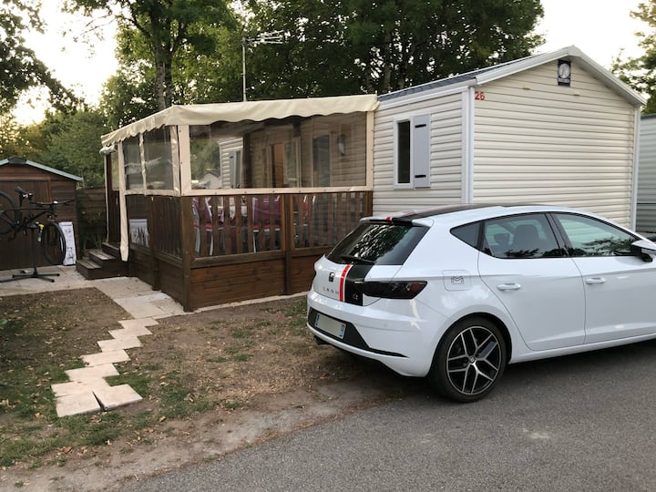 Mobilhome camping 4*