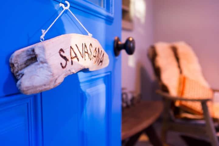Savasana Surfer's Retreat