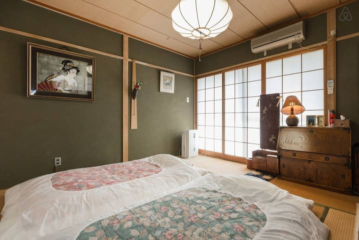 For your dream holidays 京都 - 檜 Hinoki - Room#2,3